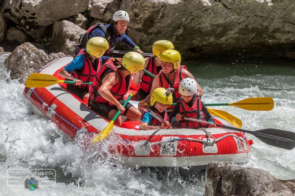 Verdon Gorge Rafting