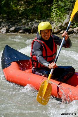 Airboat Kayak Verdon Gorge