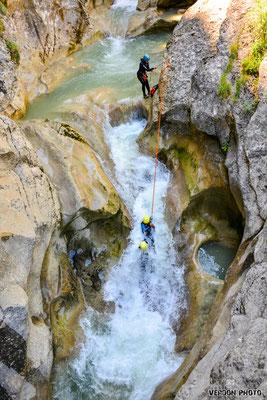 Canyon Saint Auban 06
