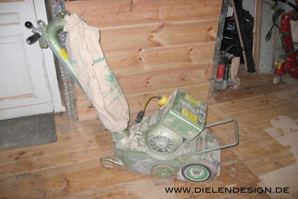 Lägler ELF Parkettschleifmaschine