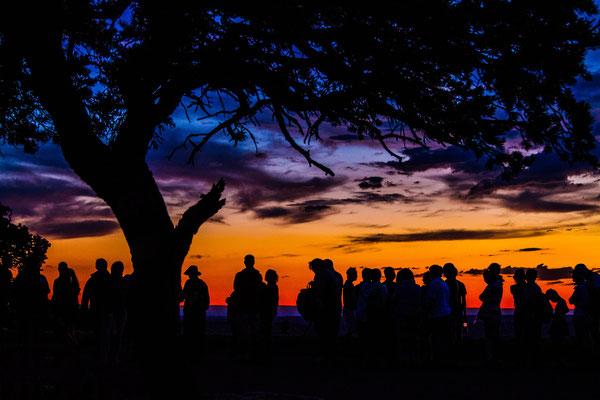 sunset lineup