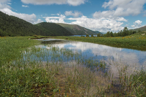 Lac de Shireet
