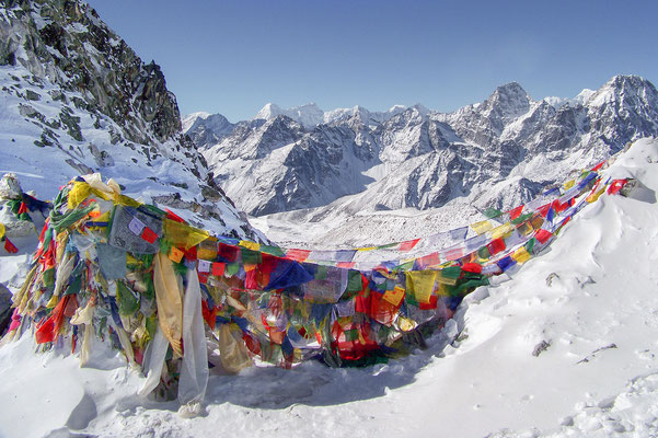 Col du Cho La Pass (5420m)