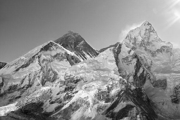 West-Shoulder - Everest - Nupste