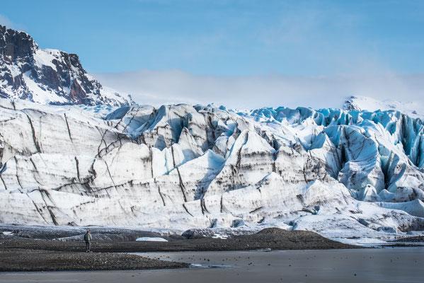 Glacier Skaftafell