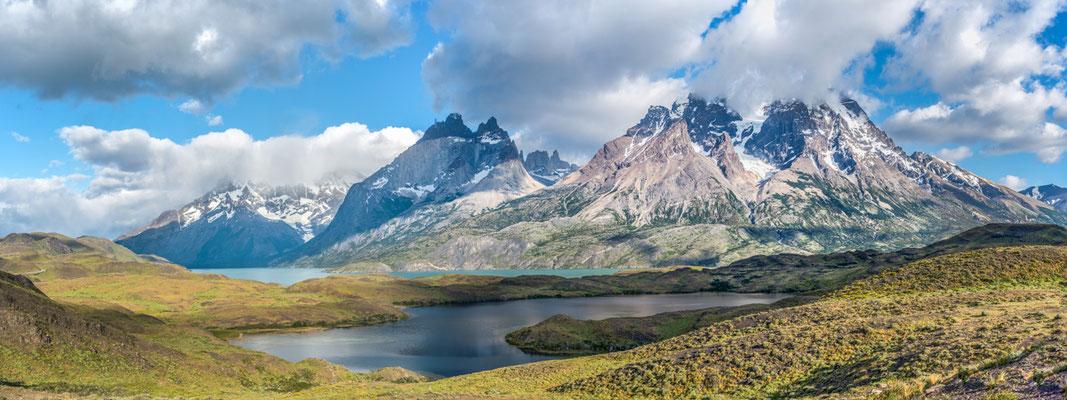 Mirador Lago Nordenskjold (Torres Del Paine)