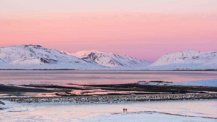 Lever de soleil à Grundarfjörður - Péninsule de Snaefellsnes