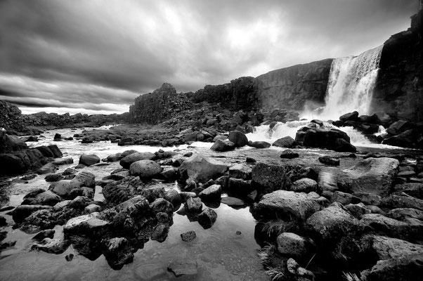 Cascade Thingvellir