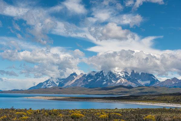 Lac Sarmentio de Gamboa (Torres del Paine)