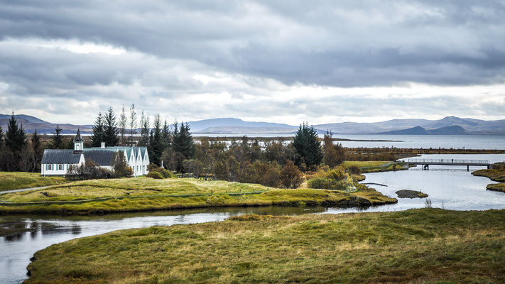 Aux abords de Thingvellir