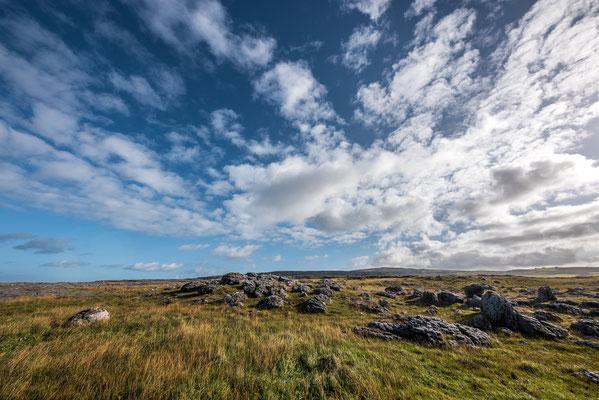 Le Burren (Comté de Clare)