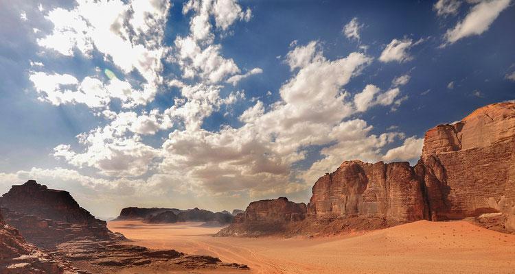 Désert du Wadi Rum
