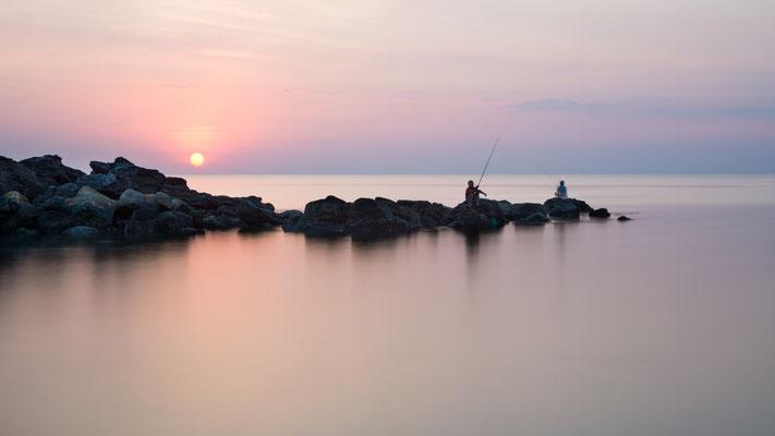 Coucher de soleil à Phu Quoc