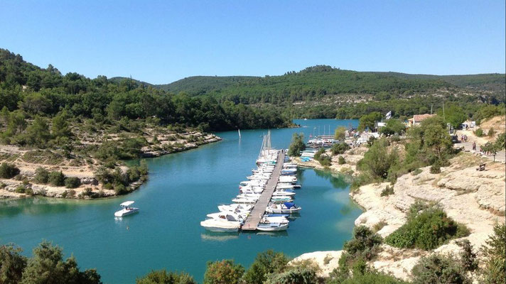Port d'Esparron de Verdon
