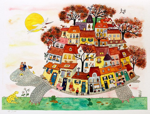 Le village tortue.180