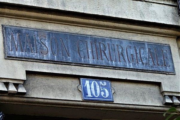 105 grande rue de la Guillotière Lyon 7ème