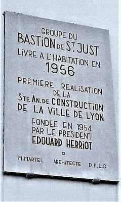14 rue de Cardinal Gerlier Lyon 5ème