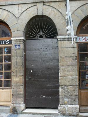 6 rue de Gadagne (5e)