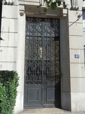 41 rue Juliette Récamier