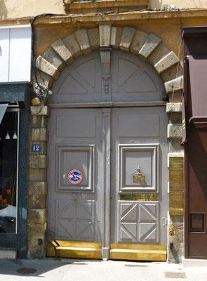 12 rue du Plat (2e)