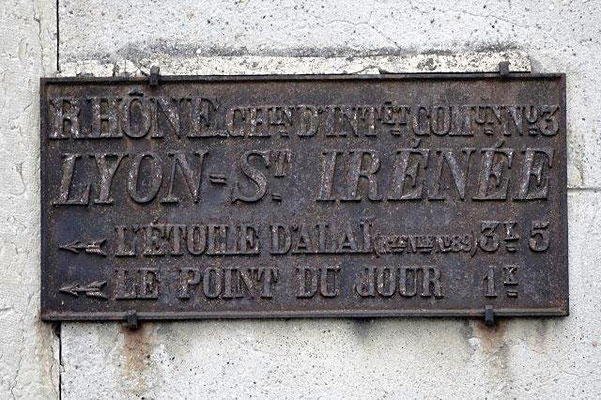 22 rue Commandant Charcot Lyon 5ème