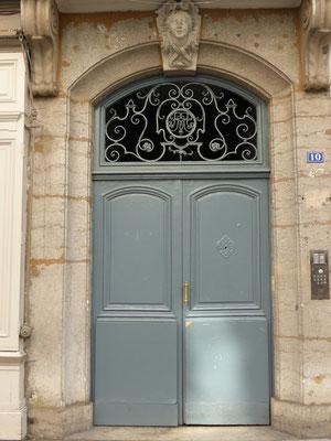 10 rue Vaubecour (2e)