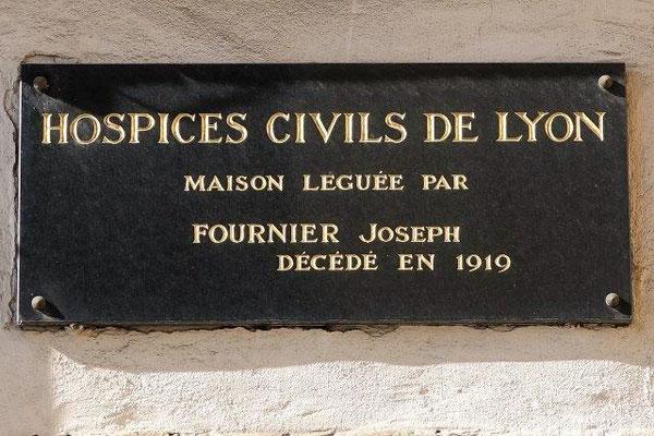 12 rue Monseigneur Lavarenne Lyon 5ème