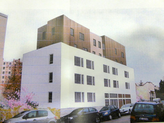 Le projet (dossier du permis de construire)