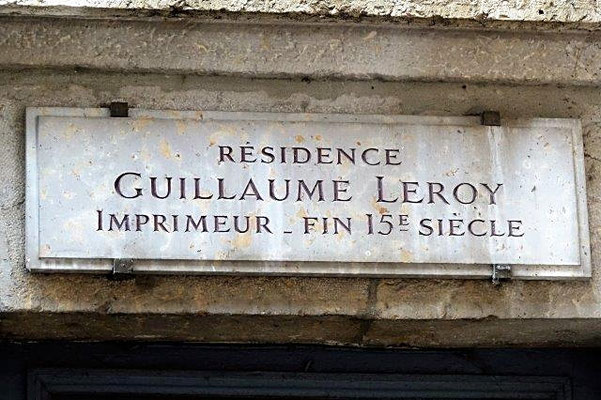 50 rue Saint Jean Lyon 5ème