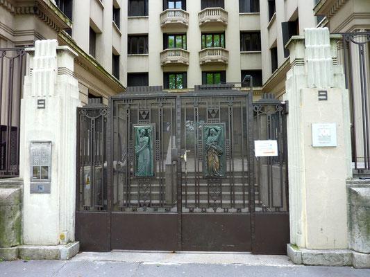 9 quai Jean Moulin (Ch. Piguet) - 1