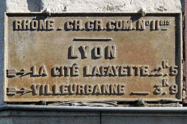 1 cours Lafayette/angle Quai Victor Augagneur Lyon 3ème