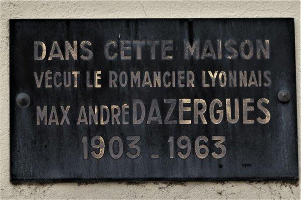 12 rue Philippe Gonnard Lyon 1er