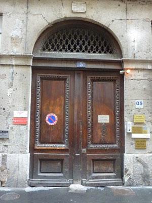 5 rue Pizay (1er)