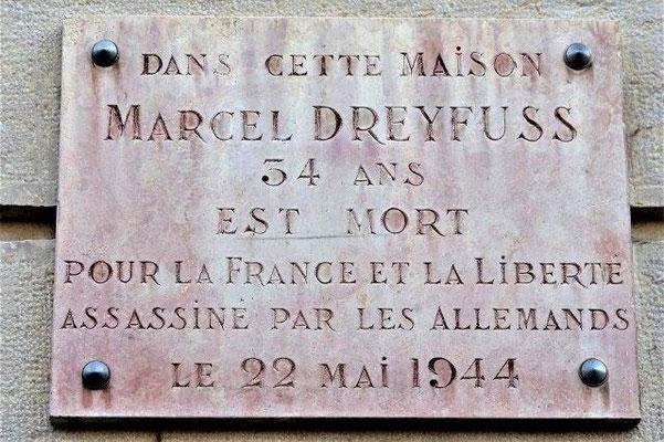 10 place Maréchal Lyautey Lyon 6ème