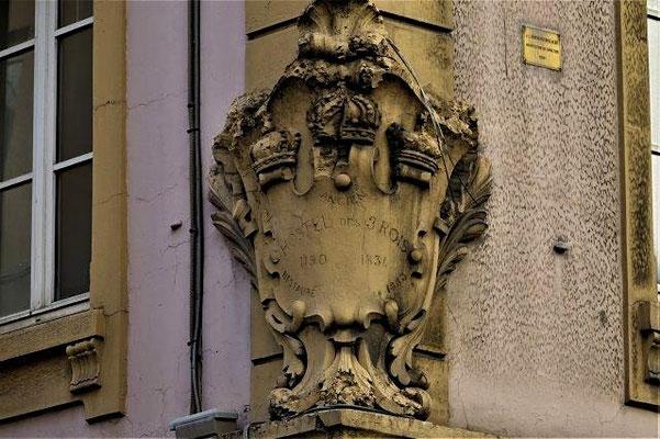14 grande rue de la Guillotière Lyon 7ème