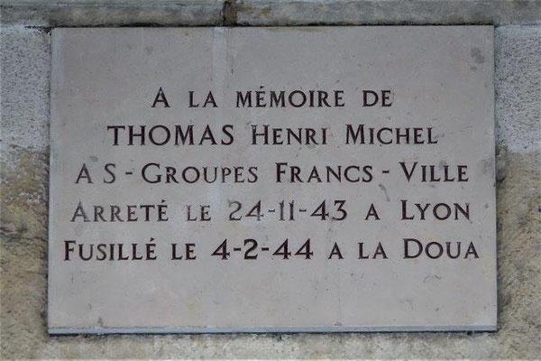 13 rue Général Pleissier Lyon 2ème