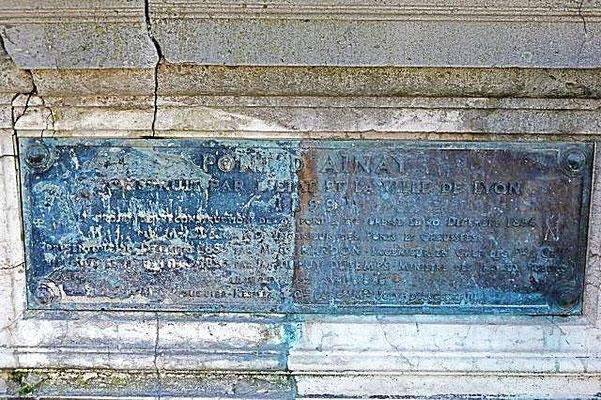 quai Maréchal Joffre Lyon 2ème