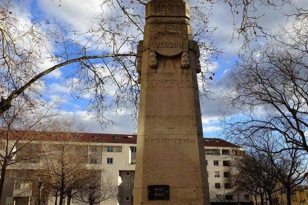 Place Belleville Lyon 8ème