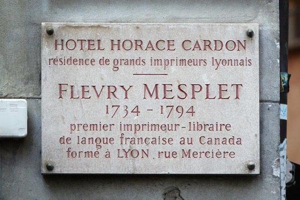 68 rue Mercière Lyon 2ème