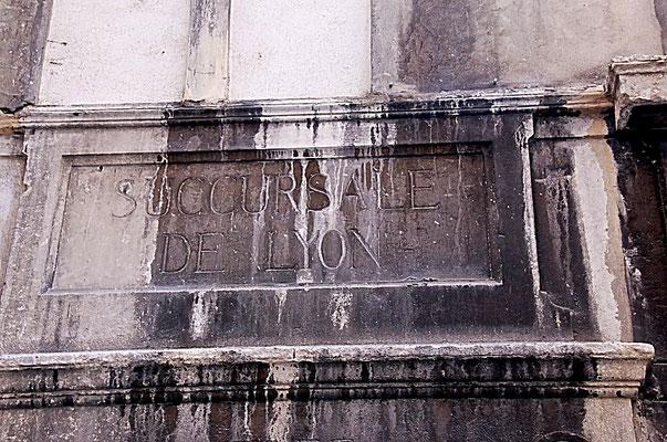3 rue Sainte Marie des Terreaux (Lyon 1er)
