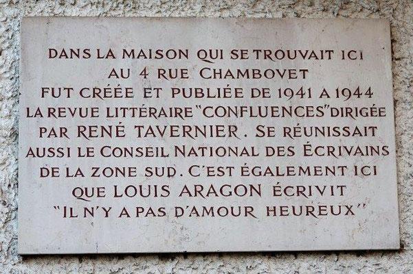 4 rue Chambovet Lyon 3ème