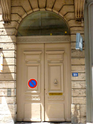 10 rue du Plat (2e)