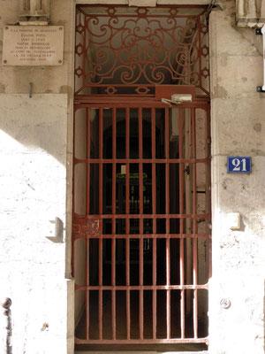 21 rue René Leynaud