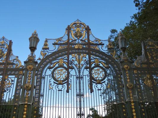 Parc Tête d'Or, entrée des Enfants du Rhône (2)