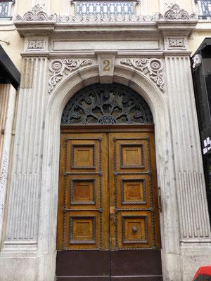 2 rue d'Algérie (1er)