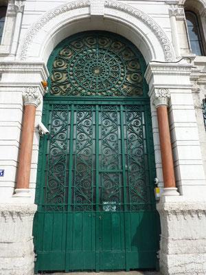 13 quai Tilsitt,  Synagogue