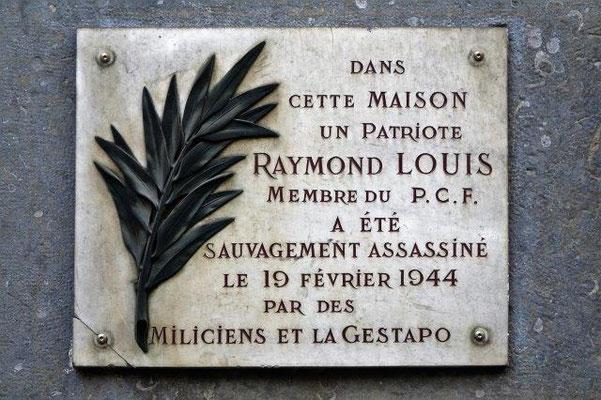 10 rue Perrod Lyon 4ème