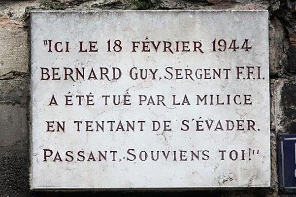 51 montée du Chemin neuf Lyon 5ème