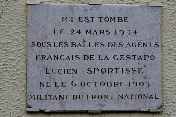 2 rue Burdeau Lyon 1er
