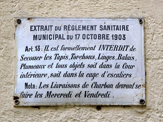 2 quai général Sarrail Lyon 6ème